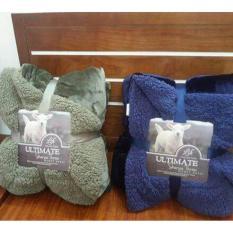 Chăn lông cừu siêu mềm mịn