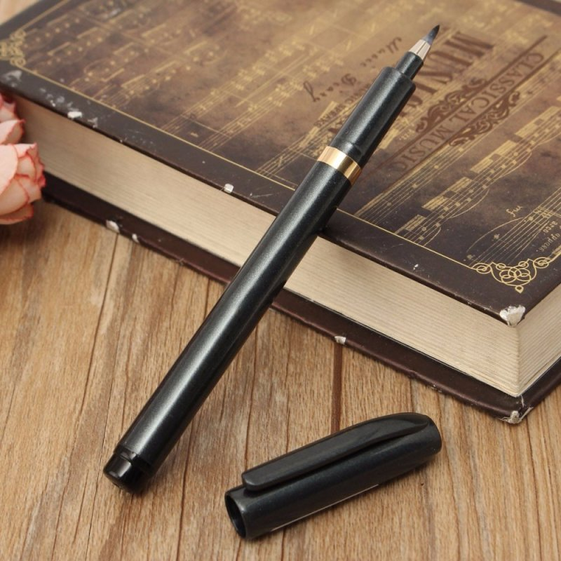 Mua Chinese Calligraphy Pocket Brush Ink Pen Writing Painting Tool Craft Gift G-0938 - intl