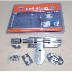 Chốt Cửa Ngang 2 Khóa Lớn Phi 15mm
