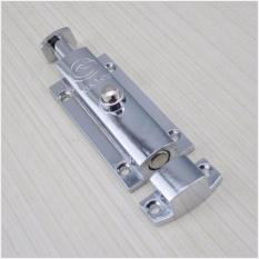 Chốt cửa ngang bằng hợp kim kẽm không gỉ LS406 (loại nhỏ)