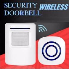 Chuông báo động hồng ngoại chống trộm không dây – Chuông cửa thông minh