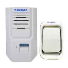 Chuông cửa không dây cao cấp chống nước (tích hợp được nhiều chuông hoặc nút nhấn) Kawa DB667