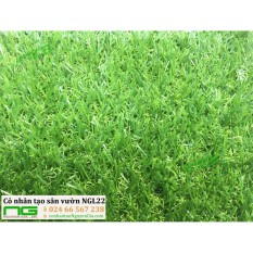 Cỏ nhân tạo sân vườn NGL22 ( Xanh non) (2m2)