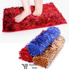 Nơi mua Combo 03 thảm lau chân san hô sáng bóng ( loại 33 x 50 cm) – nhiều màu.