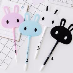 Combo 2 bút bi Hình quạt tai Thỏ