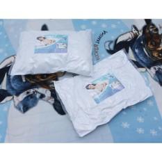 Combo 2 gối ngủ (40x60cm), hàng VN cao cấp + tặng 2 vỏ gối cotton cùng size.