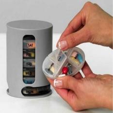 Combo 2 Hộp đựng thuốc thông minh đa năng Pill Pro