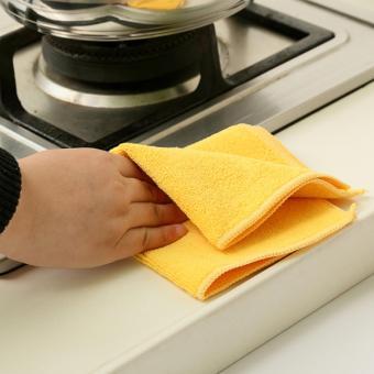 Combo 2 Khăn lau bếp siêu thấm hút đa năng 25x50cm – Phú Đạt - 3