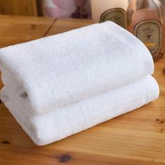 Chỗ nào bán Combo 2 Khăn tắm cotton cao cấp siêu thấm BHOME – 60x120cm