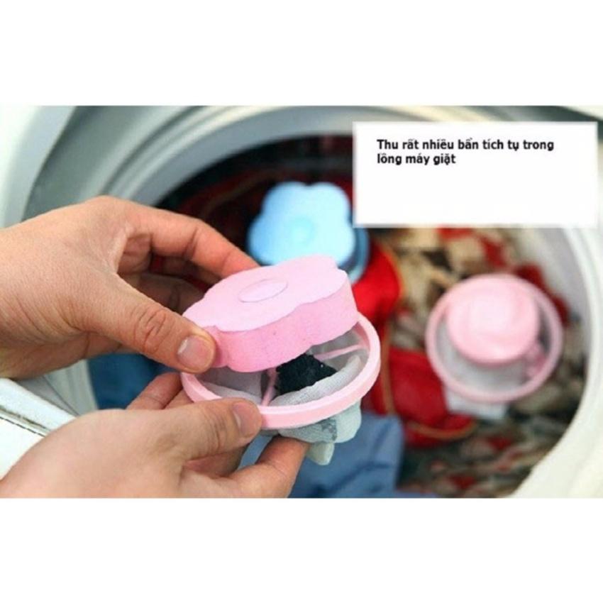 Combo 2 Túi lọc gom rác máy giặt thần kỳ GR36