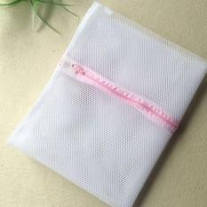 Combo 2 túi lưới giặt đồ loại tốt size (40×50 cm)