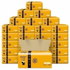 Combo 27 gói giấy ăn gấu trúc Sipiao – siêu dai
