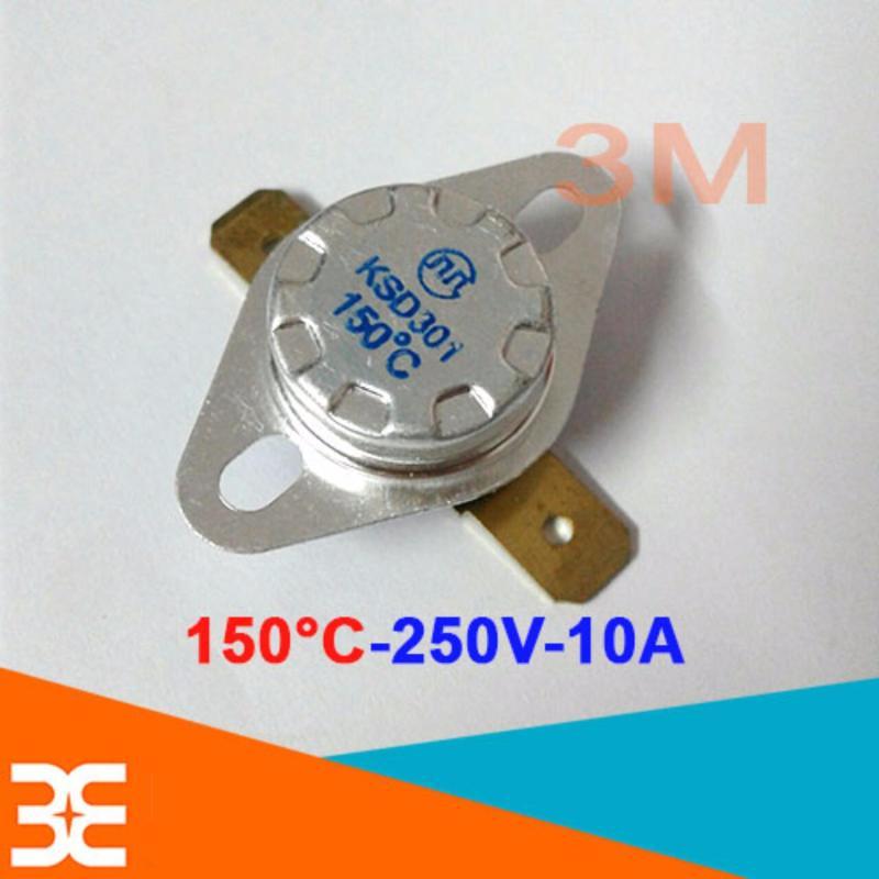 Bảng giá Combo 3 Relay Nhiệt KSD301(250V-10A) - loại 150 độ