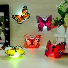 Combo 5 đèn bướm trang trí đa sắc