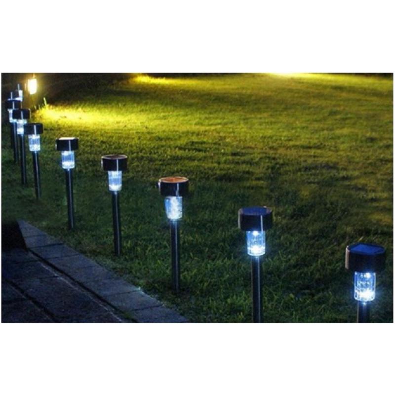 Bảng giá Combo 5 sản phẩm Đèn led sân vườn NLMT có cảm biến.
