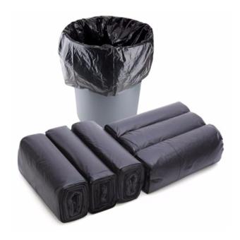 Combo 6 cuộn túi đựng rác đen Đại Phúc size tiểu 2kg