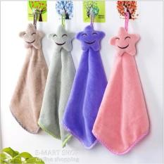 Chỗ bán COMBO bộ 3 khăn lau tay nhà bếp Happyness, siêu thấm cao cấp