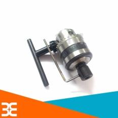 [Tp.HCM] Combo đầu kẹp mũi khoan 3 chấu và đầu nối trục B10-5 có ốc vặn ( Chế máy khoan 775 )