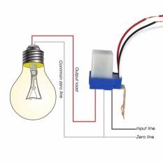 Công tắc cảm biến ánh sáng AS10 220v 10A