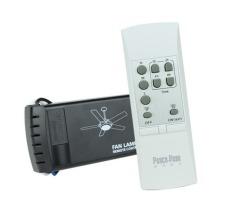 Công tắc điều khiển quạt trần từ xa POSCO F6 (Trắng)