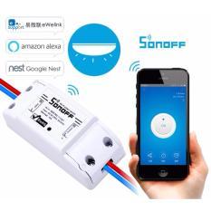 Công tắc điều khiển từ xa qua mạng wifi cho nhà thông minh Sonoff Basic