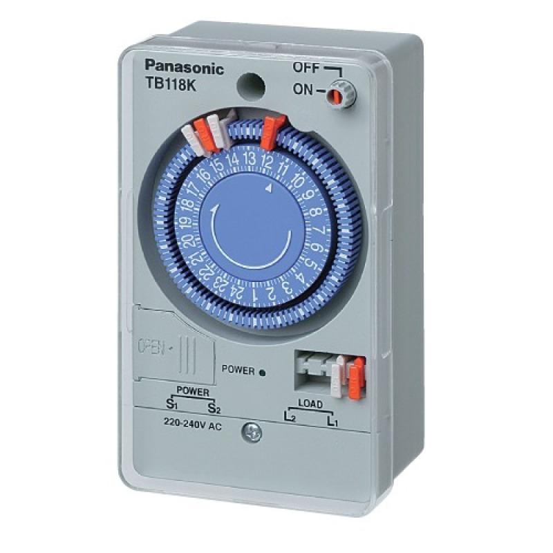 Bảng giá Mua Công tắc đồng hồ PANASONIC TB118
