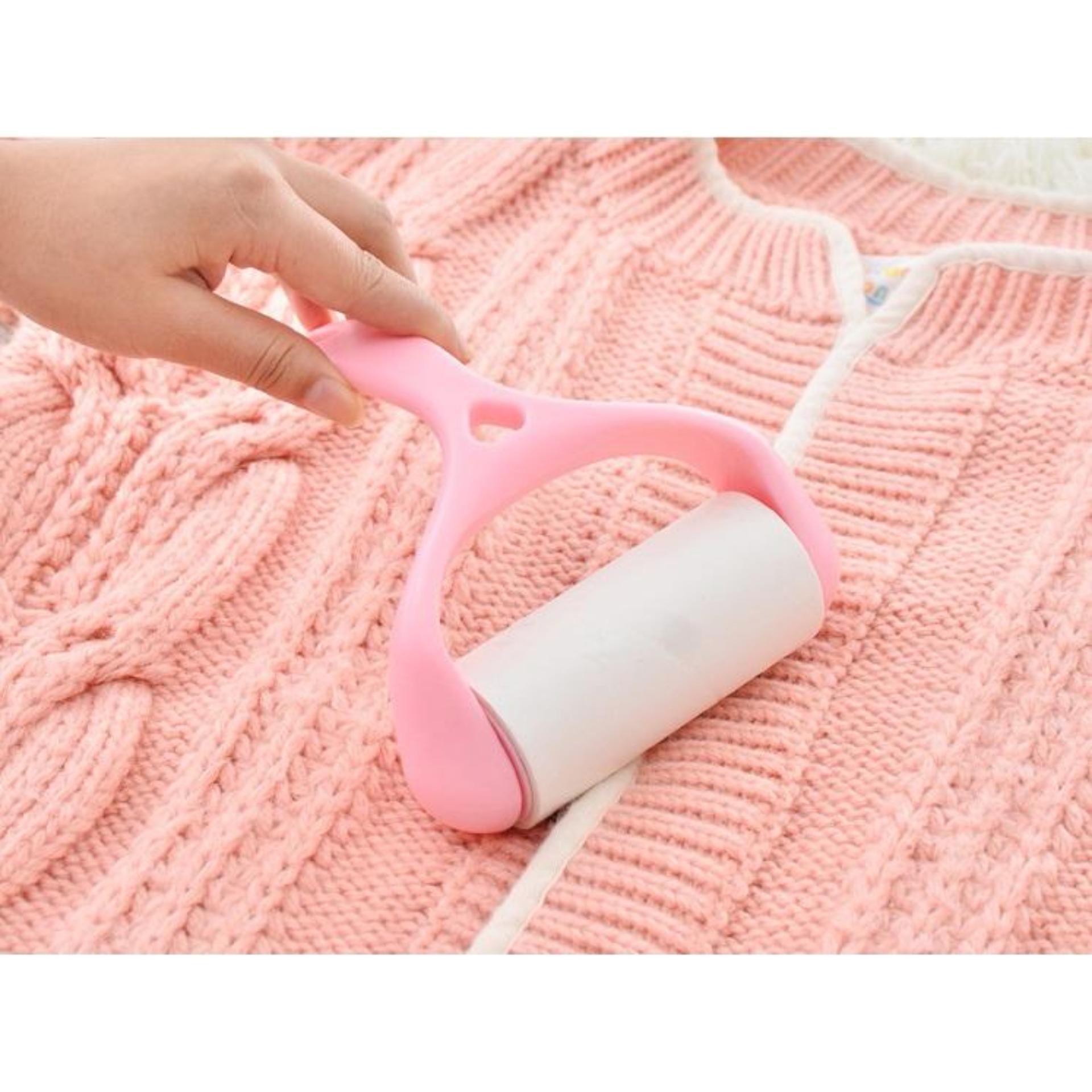 Cuộn giấy cho cây lăn dính bụi quần áo