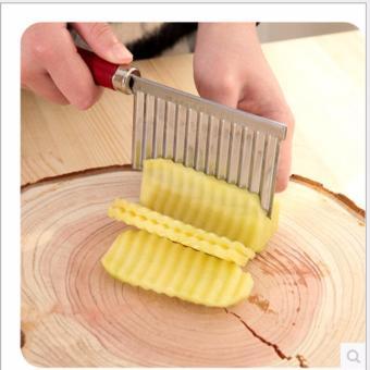 Dao cắt khoai tây chiên lượn sóng