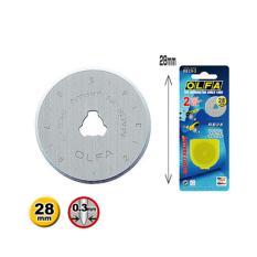 Dao OLFA lưỡi tròn RB28-2 (2 lưỡi dao)