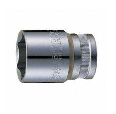 Đầu tuýp 6 góc 1/2inch SATA 13-315 24mm (Xám bạc)