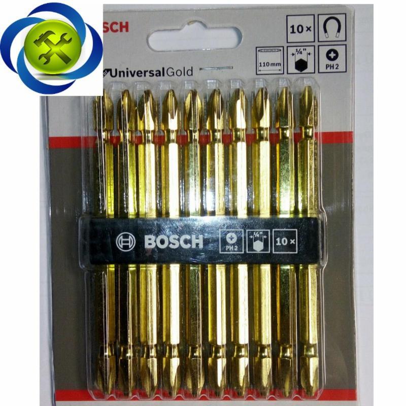 Đầu vặn vít 10 mũi Bosch 2608521043