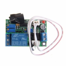 DC5V 12V 24V Sound Sensor Light Control Relay Switch Time Delay Turn OFF Module - intl
