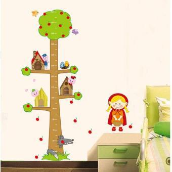 Decal Dán Tường Trang Trí Phòng Khách ABC1038 (60x90)