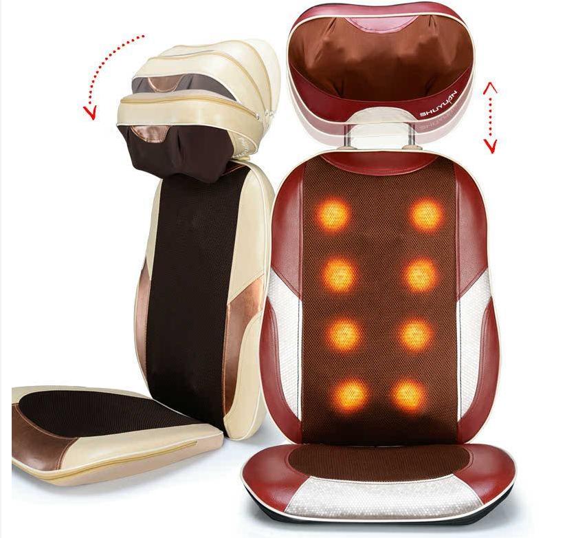 Bảng Giá Đệm ghế massage lưng cổ, cột sống