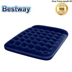 Đệm hơi Bestway đa năng 67002- Size: 1,91m x 1,37m x 22cm