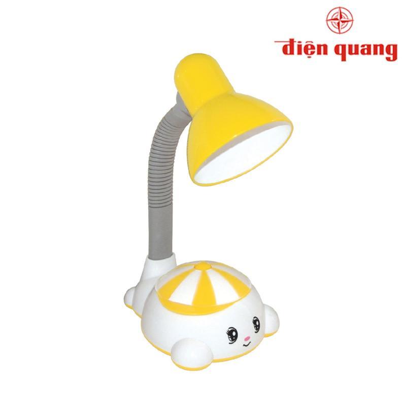 Bảng giá Mua Đèn bàn Điện Quang DKL04 B (kiểu trẻ em, vàng trắng, có bóng)