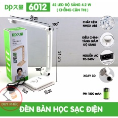 ĐÈN BÀN SẠC ĐIỆN DP-6012
