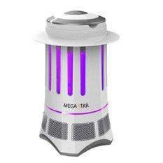 Đèn bắt muỗi cao cấp chính hãng Mega Star DM-006 (Trắng) – Hàng nhập khẩu