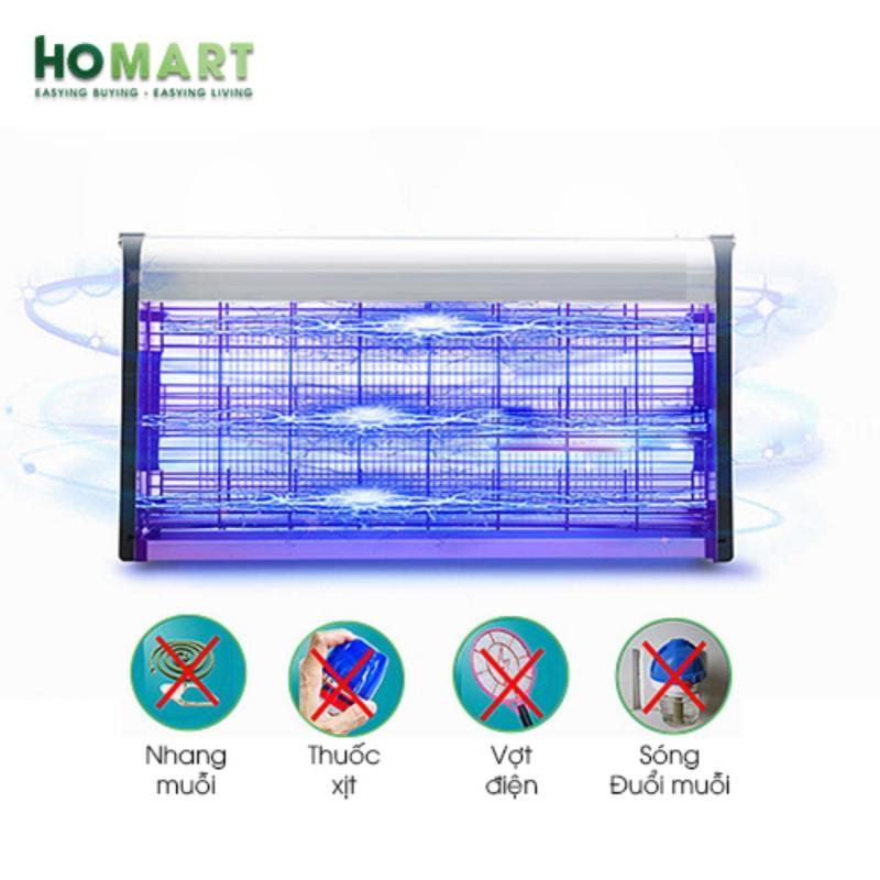 Bảng giá Đèn bắt muỗi chuyên dụng cao cấp ZD720 HOMART 20W