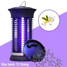 Đèn bắt muỗi diệt côn trùng uv thông minh Killer
