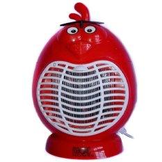 Đèn bắt muỗi Magic Home AngyBirds (Đỏ)