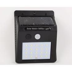 Đèn cảm biến hồng ngoại dùng pin năng lượng mặt trời 20LED