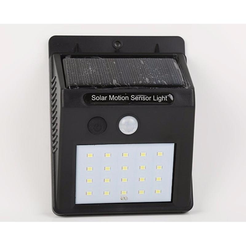 Bảng giá Đèn cảm biến hồng ngoại dùng pin năng lượng mặt trời 20LED