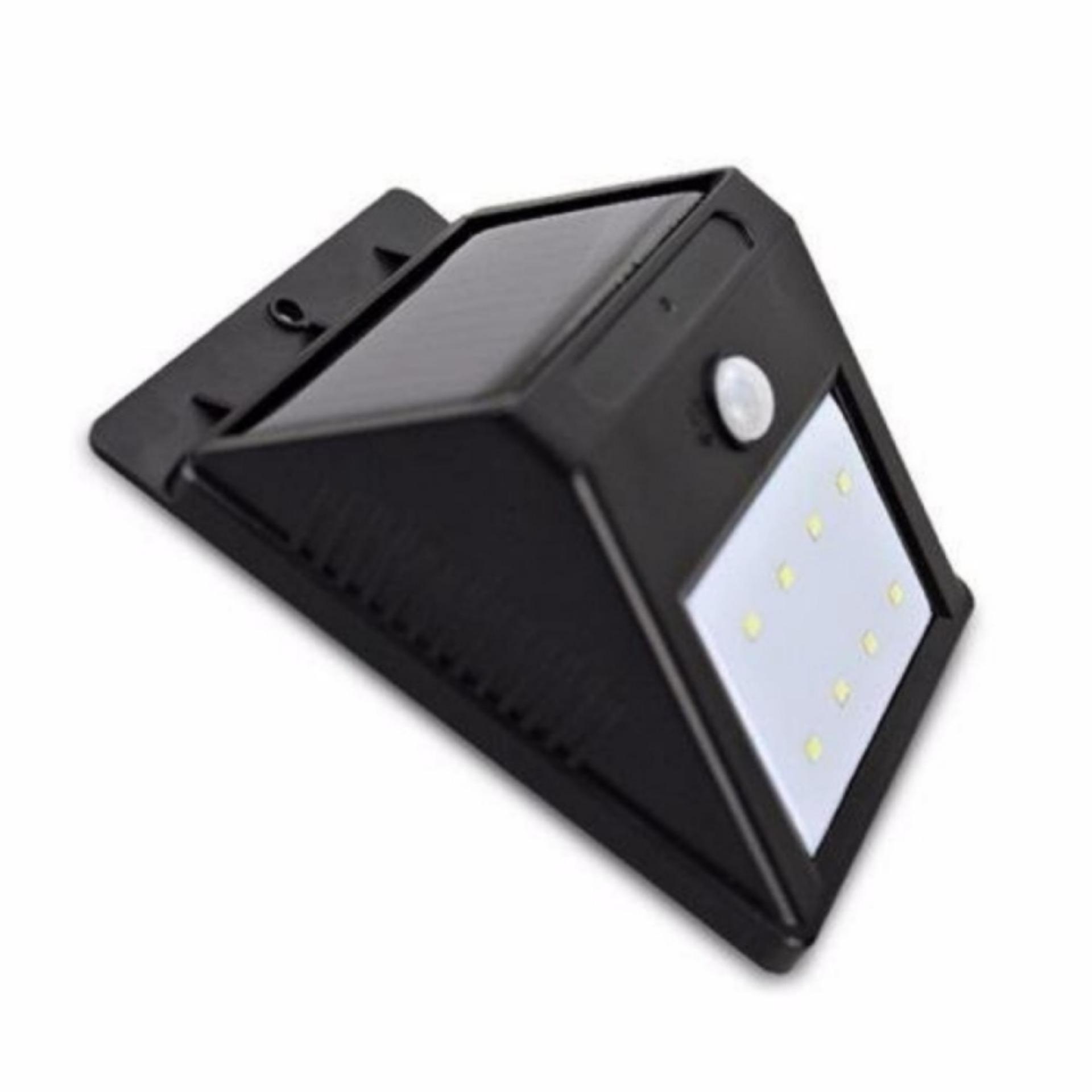 Cách mua Đèn cảm biến hồng ngoại dùng pin năng lượng mặt trời Ever Brite (Đen)