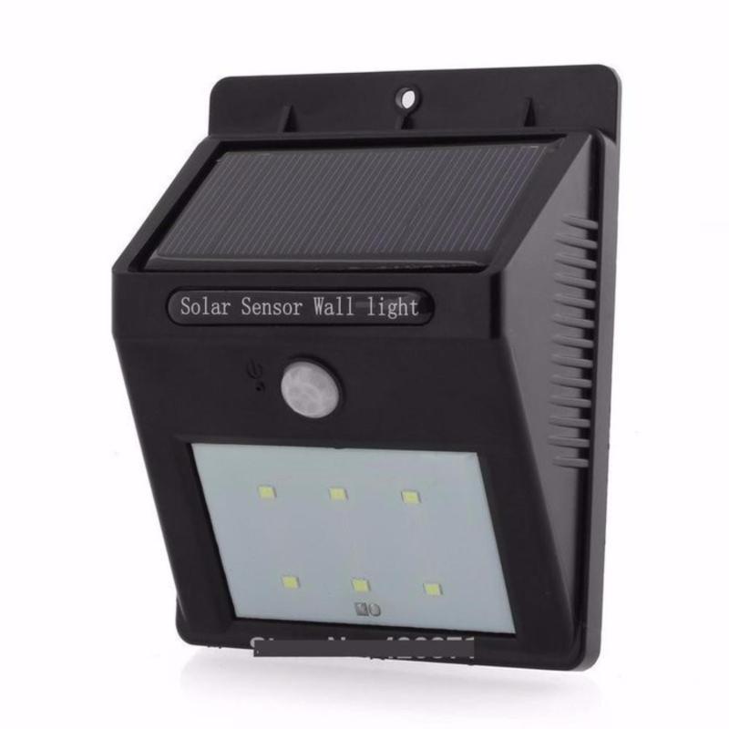 Bảng giá Đèn cảm ứng chuyển động sử dụng năng lượng mặt trời tự động sáng khi có người qua lại