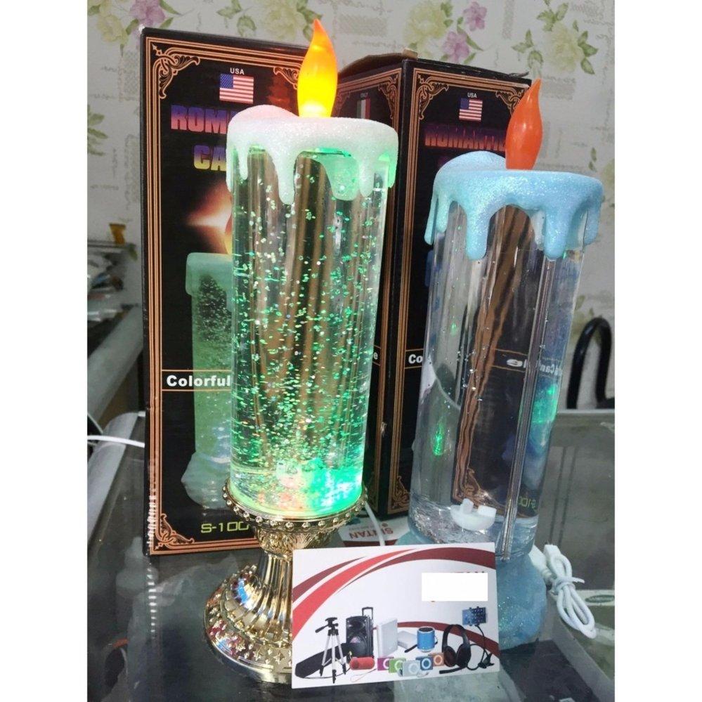 Cửa hàng bán Đèn cầy điện tử – Sắc màu tươi sáng