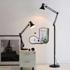 Đèn đọc sách chống cận chống lóa, đèn sàn trang trí nội thất DPX10 (bao gồm bóng LED chống cận)