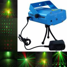 Đèn Chiếu Mini Laser Stage Lighting