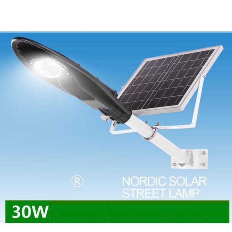Bảng giá Đèn chiếu sáng đường phố năng lượng mặt trời LED 30W - MTD30