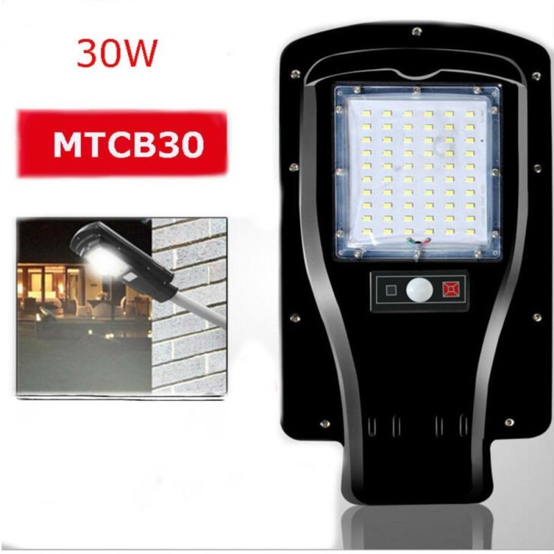 Bảng giá Mua Đèn chiếu sáng năng lượng mặt trời cảm biến hồng ngoại 30W -MTCB30